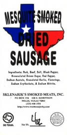 Dried Sausage 2